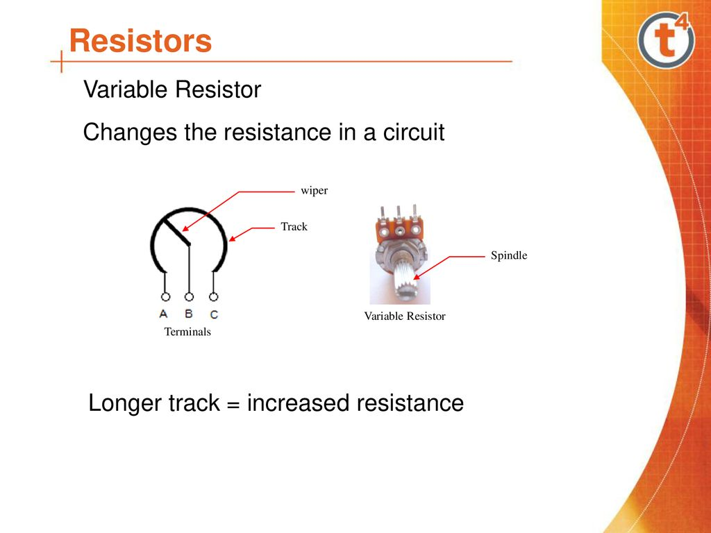 Jc Technology Resistors Ppt Download Variable Resistor Diagram Changes The Resistance In A Circuit
