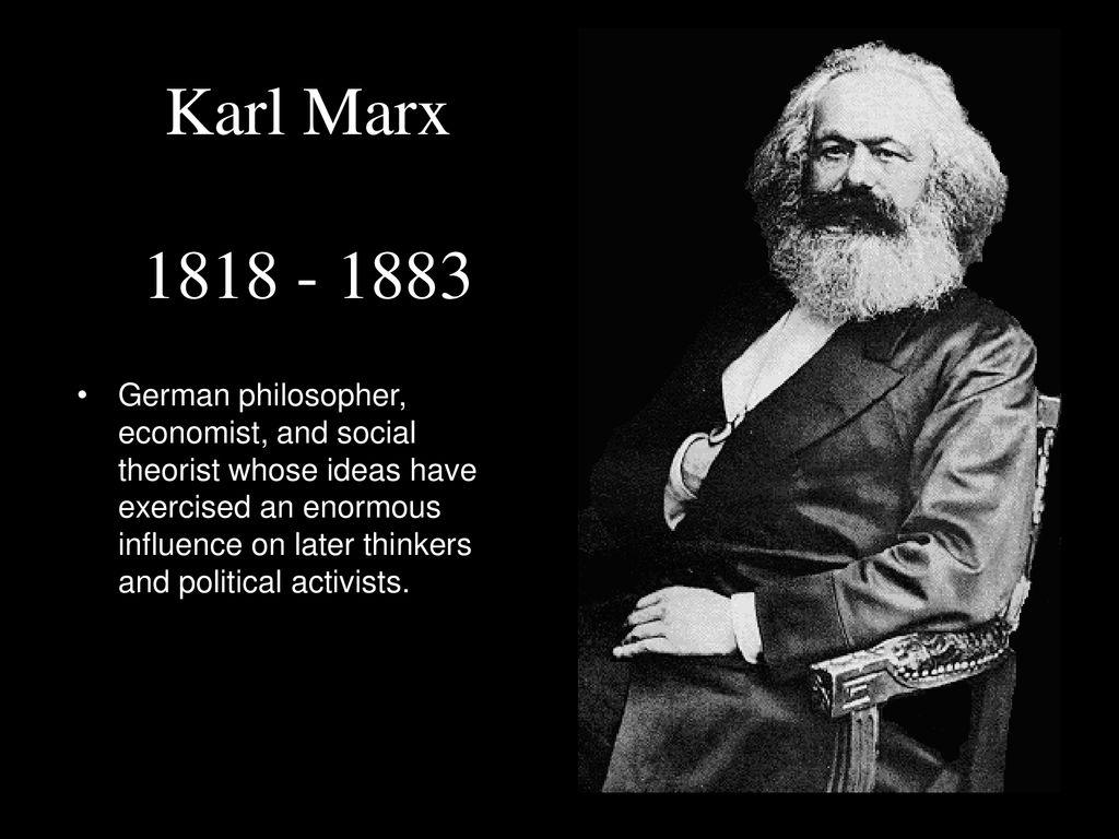 Karl Marx – Wikipédia