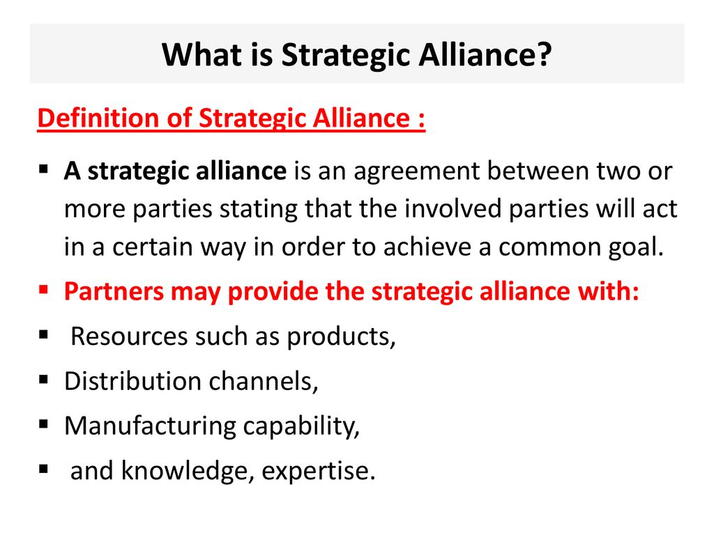 chapter 7 international strategic alliances - ppt download