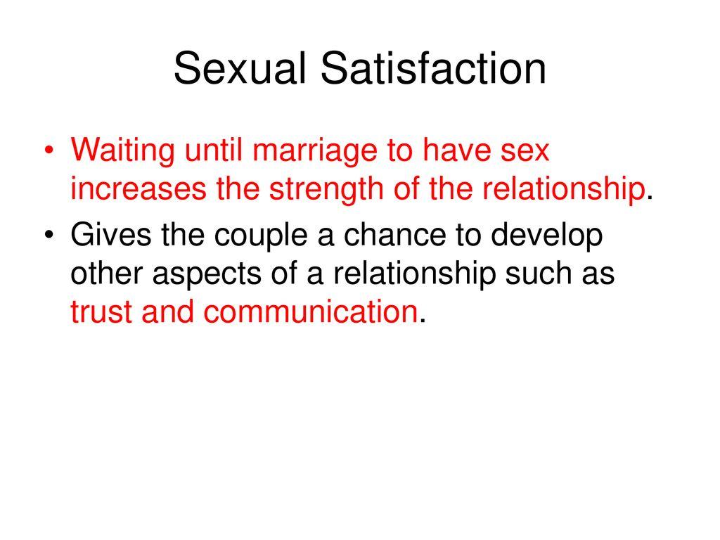 how to get sexual satisfaction