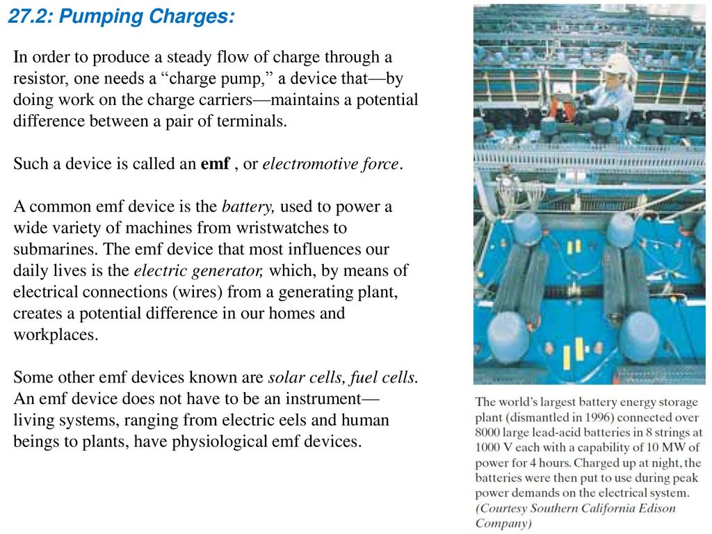 Chapter 27 Circuits Ppt Download Difference Between Wiring Batteries In Series And Parallel 2 272