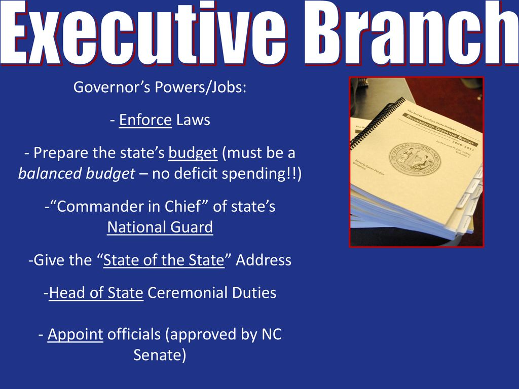 North Carolina State Government  - ppt download