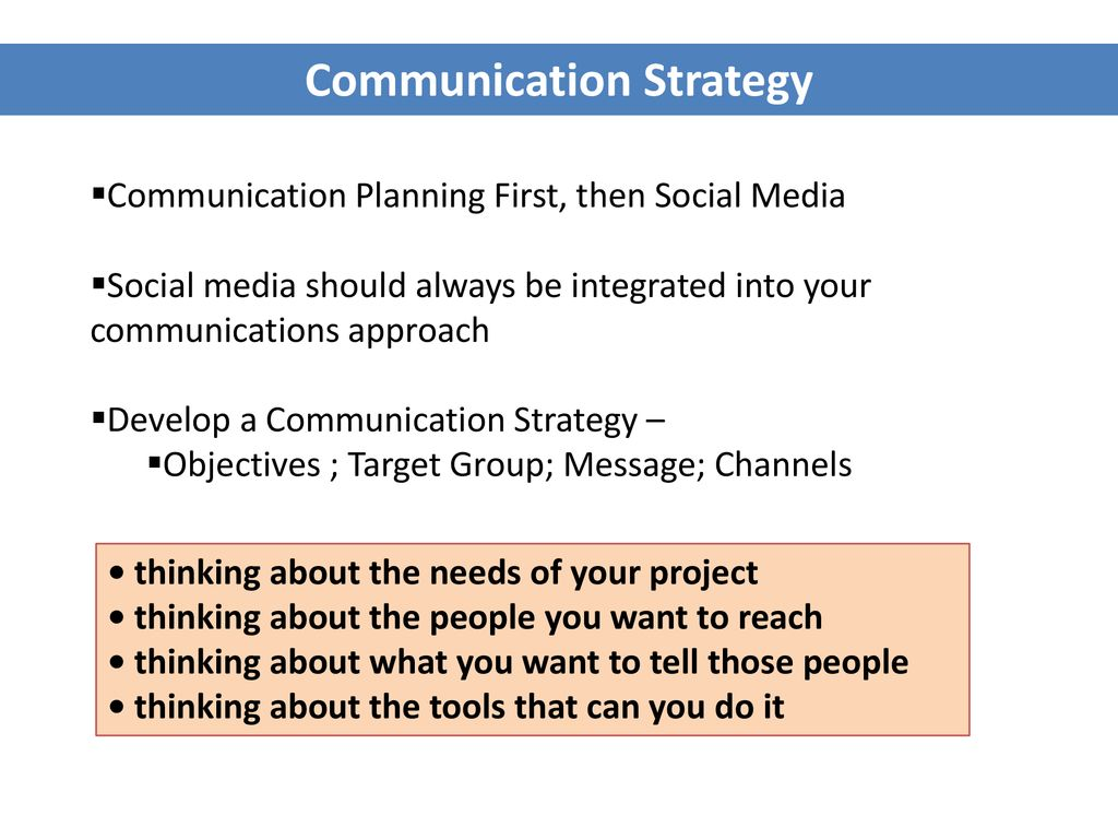 Social Media Strategies for Sharing Agricultural Knowledge - ppt