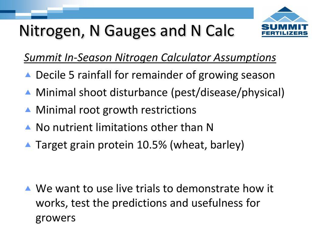 Potassium for wheat on sandplain soils - ppt download