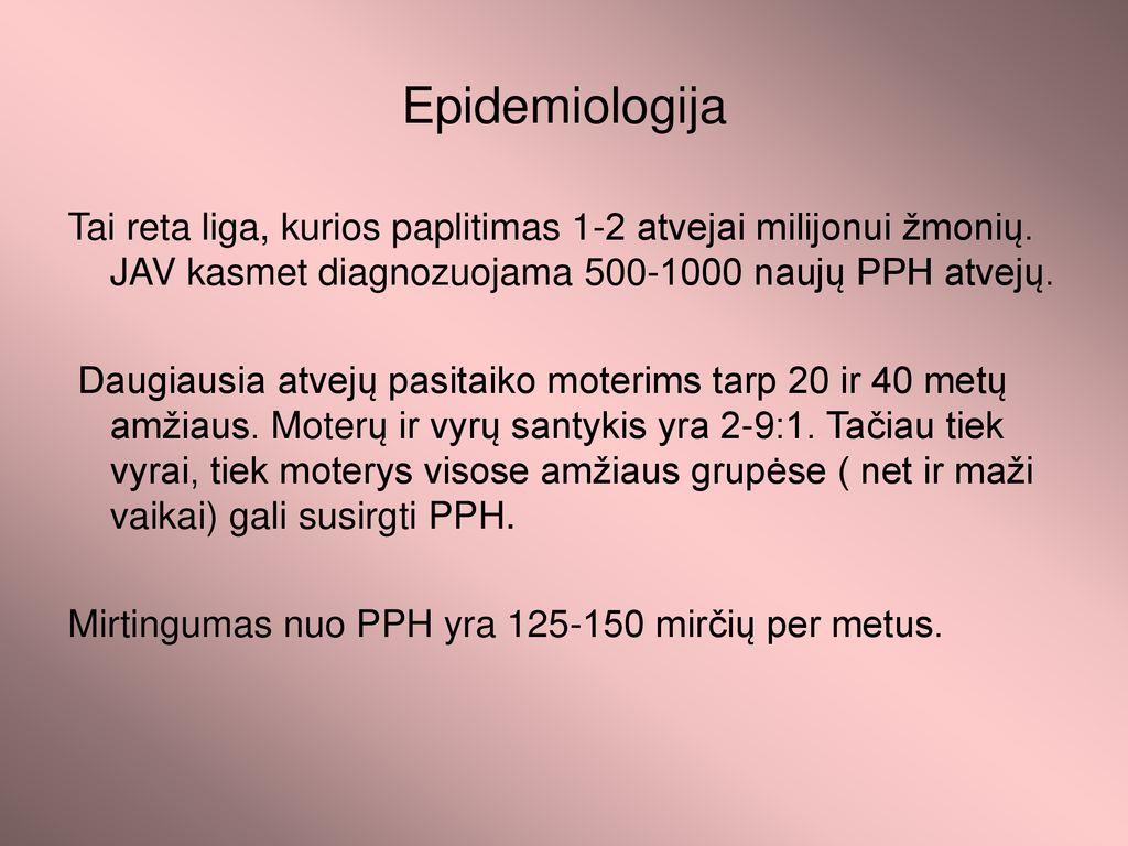 pamatyti, kas yra hipertenzija