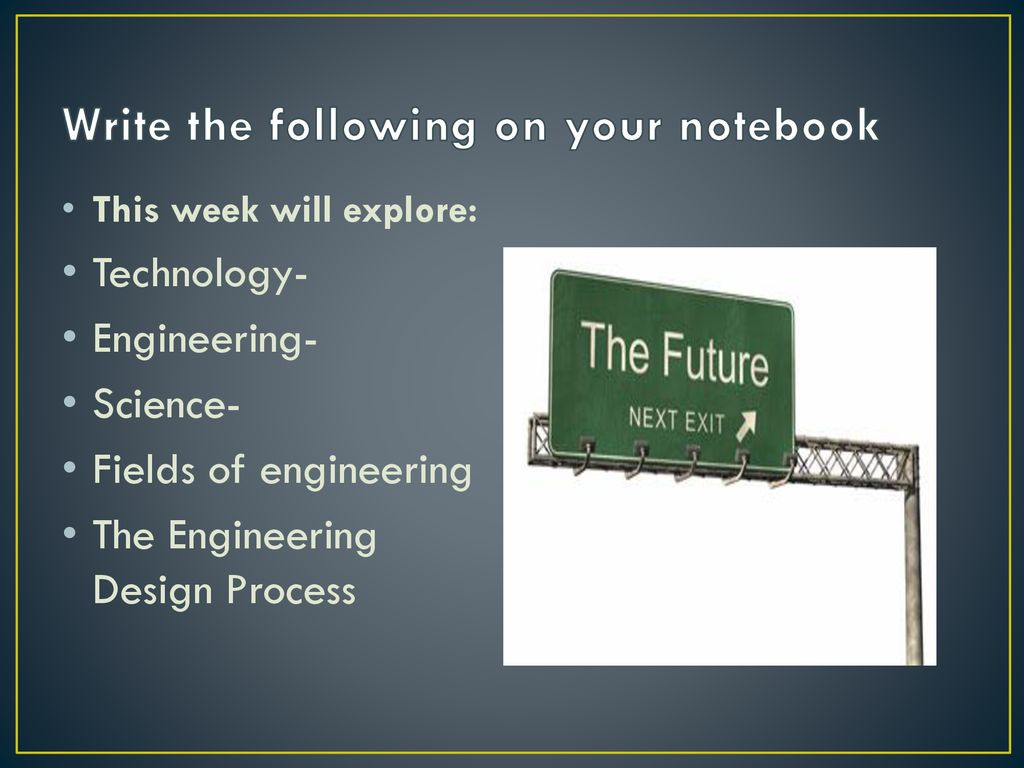 Technology Engineering Ppt Download