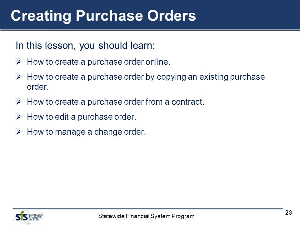 Processing Purchase Orders Ppt Video Online Download