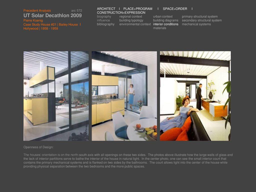Pierre Koenig: Case Study House # ppt download