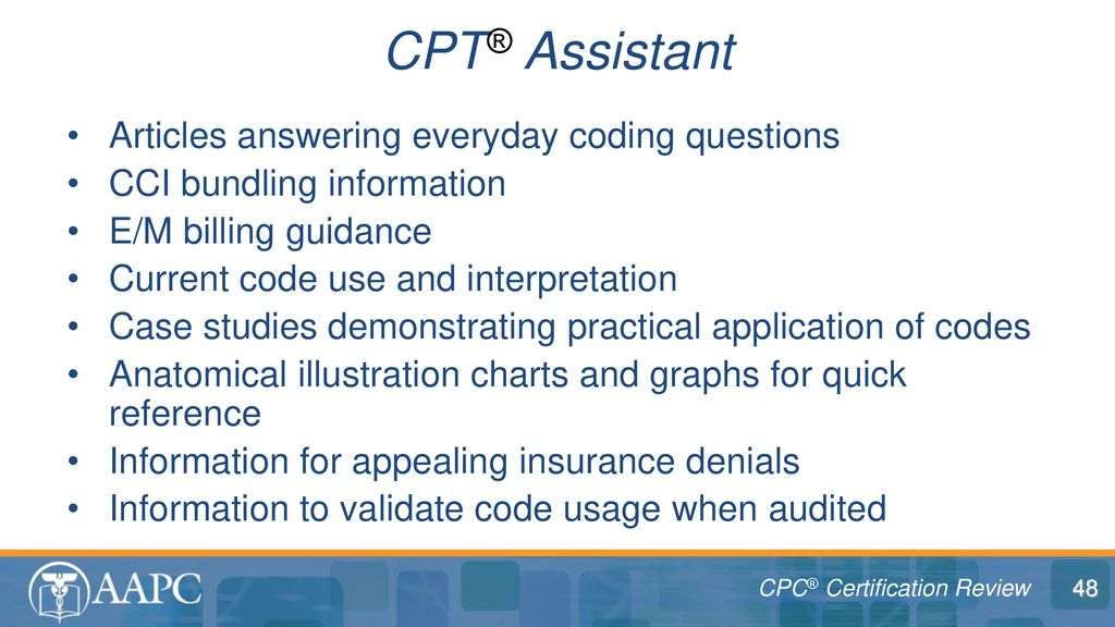 2014 CPC Certification Review Ppt Download