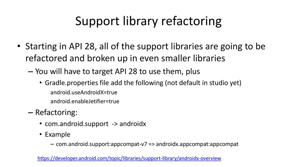 Android Support V7