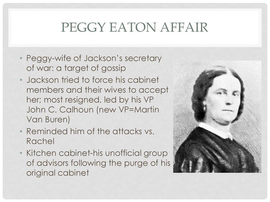 eaton affair