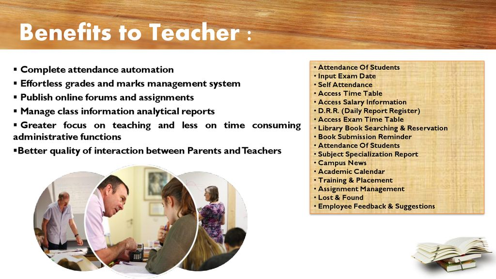 Education Support System - ppt download