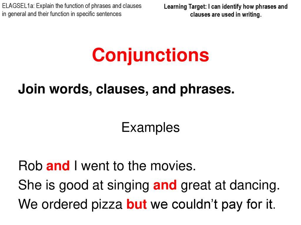 Sentence Structure Lesson - ppt download