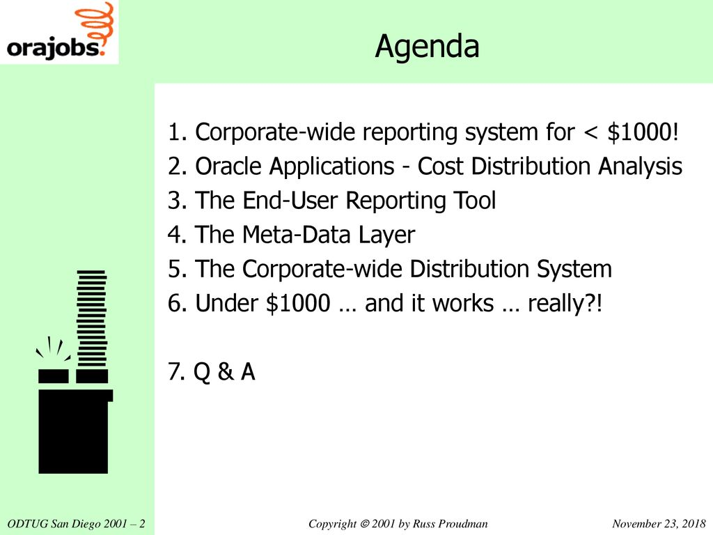 A Corporate-Wide Reports Distribution System < $1000 You Bet