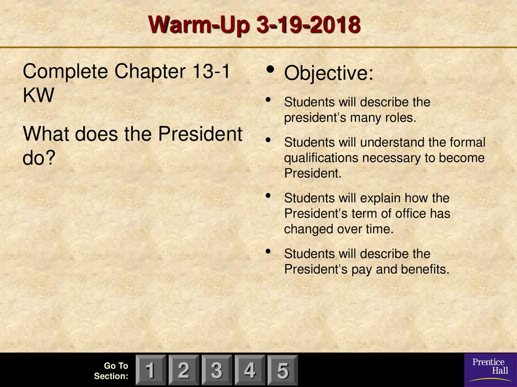 Magruder's American Government. 2 Warm-Up ...