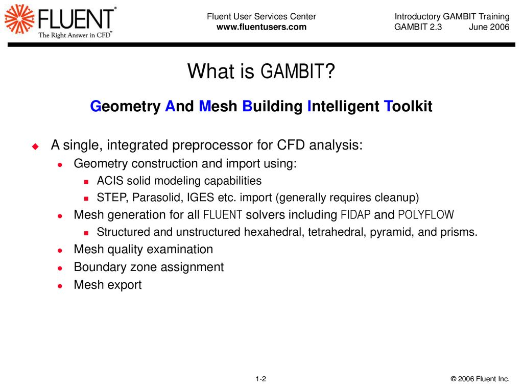 Introduction to GAMBIT - ppt download