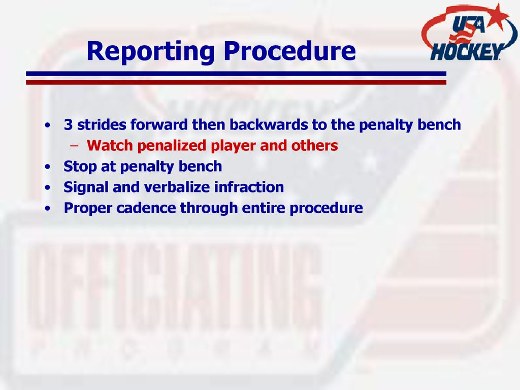 Presentation Designed by Illinois Hockey Officials
