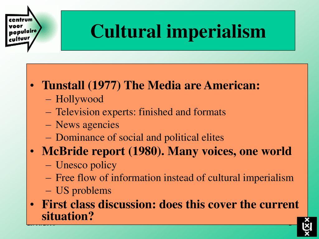 glocalization in media