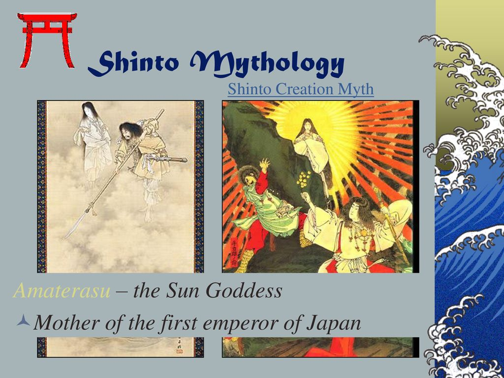 shinto creation