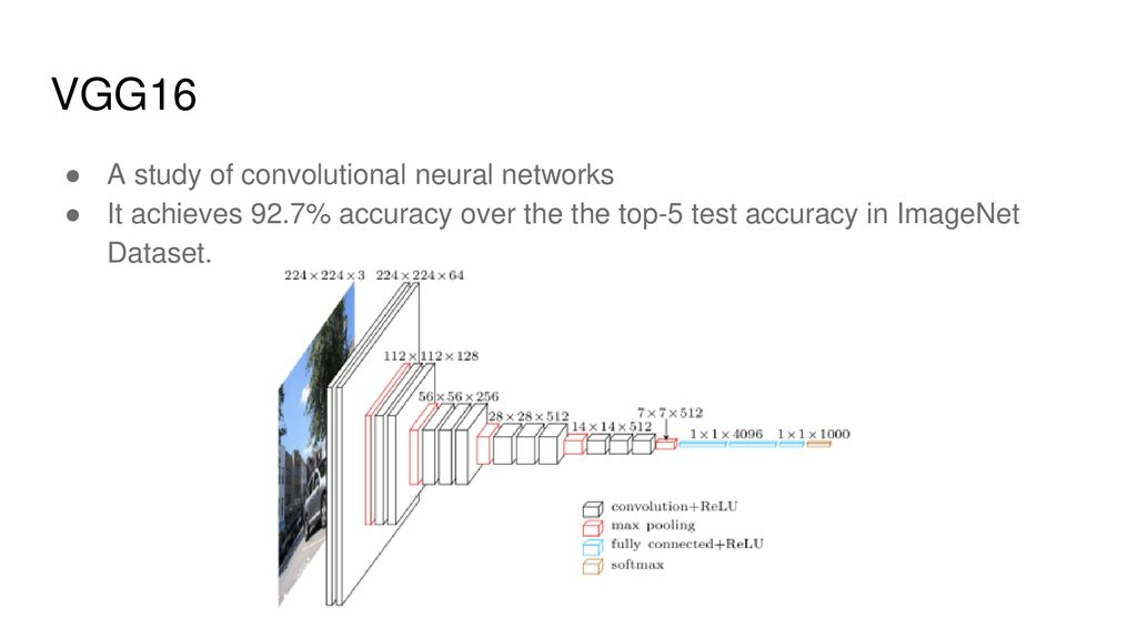 A Comparative Study of Convolutional Neural Network Models