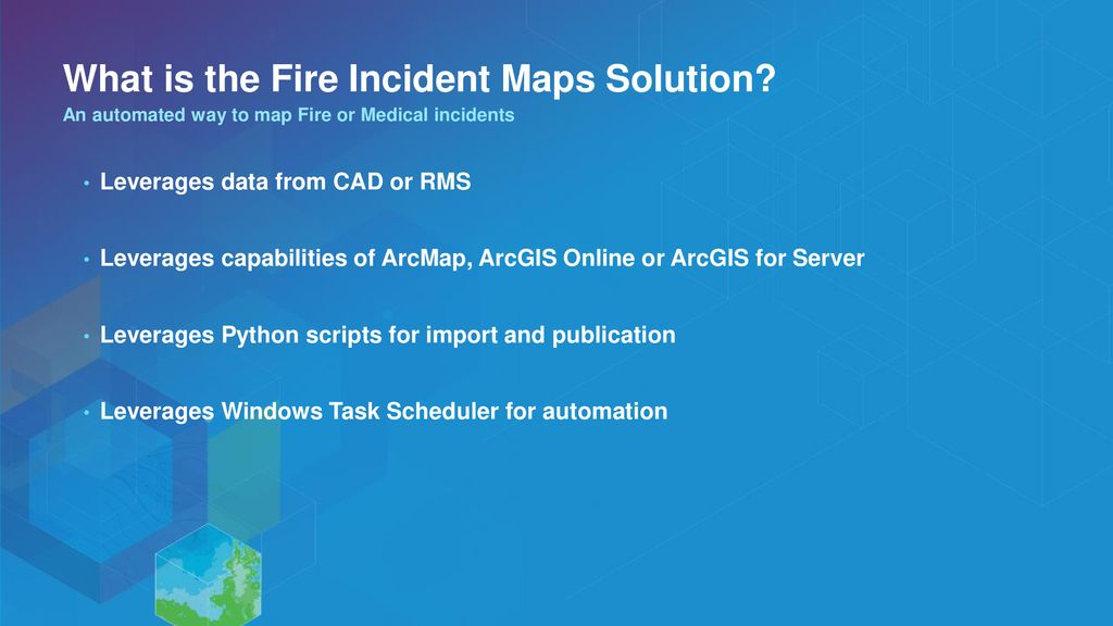 Introduction to Fire Incident Maps - ppt download