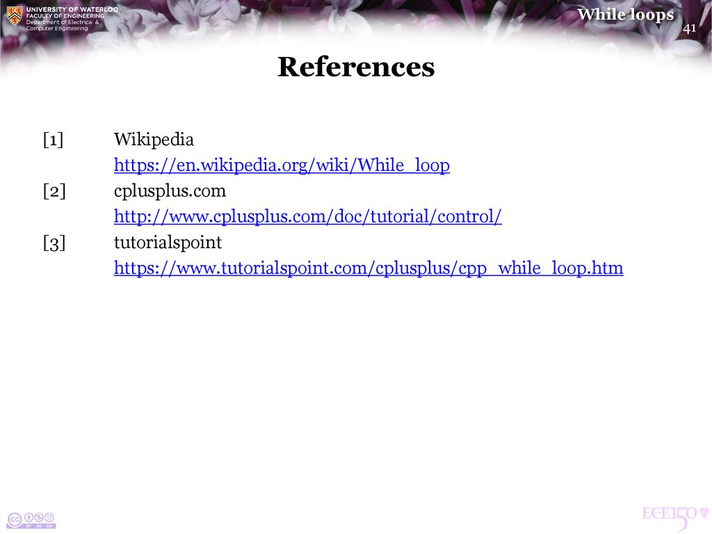 While loops  - ppt download