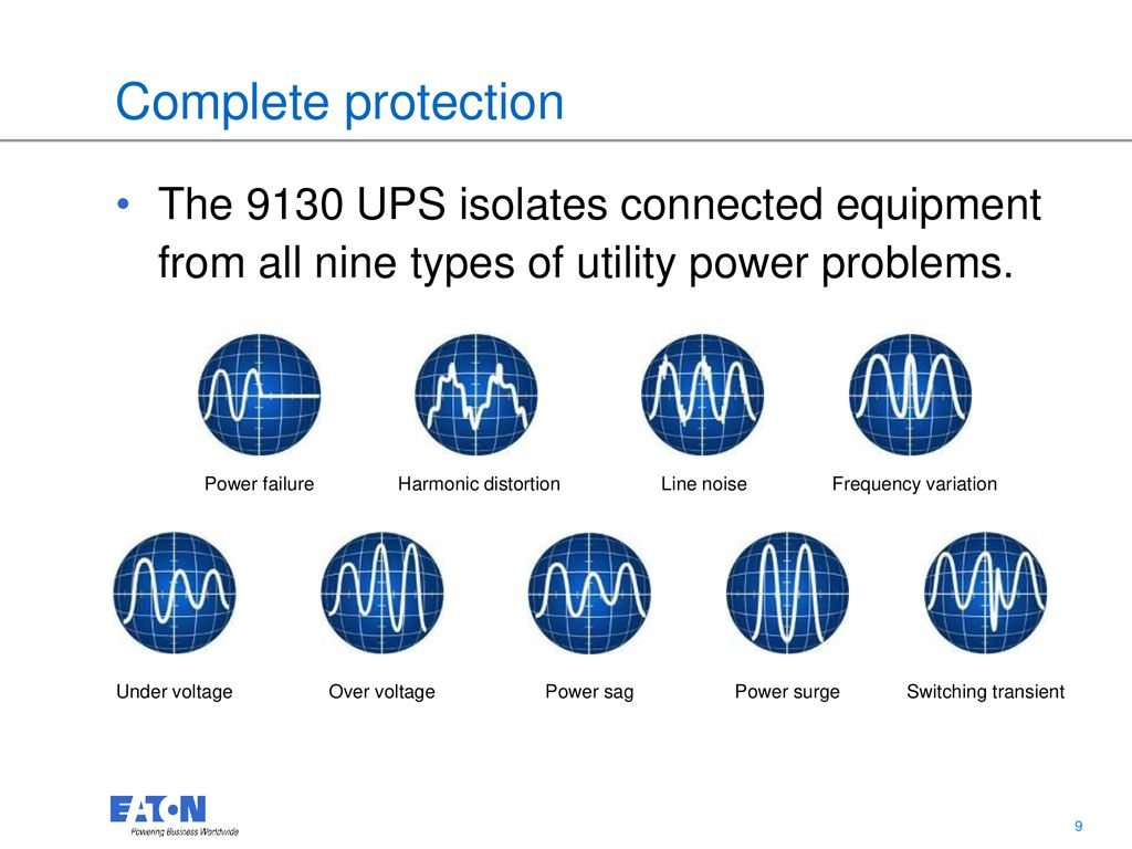 Introducing the new 700–3000 VA UPS from Eaton - ppt download