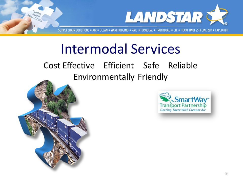Cost Effective Efficient Safe Reliable Environmentally Friendly