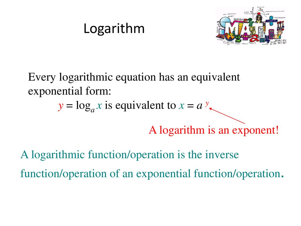 evaluate logarithms and graph logarithmic functions lesson ppt download