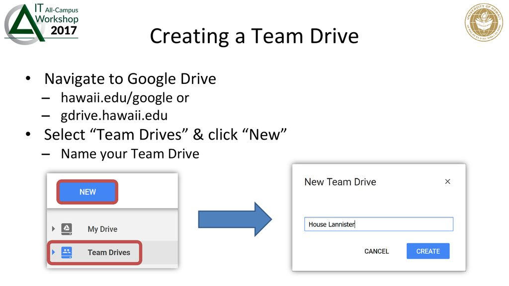 Google Team Drives Michael Valentino IT Specialist - ppt