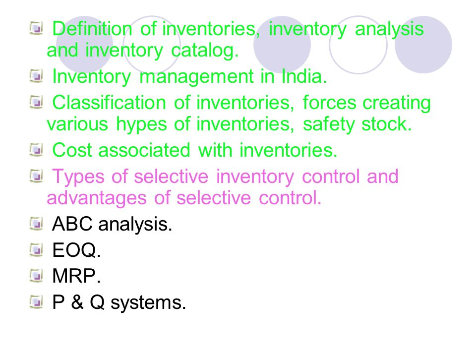 Advantages of hml analysis