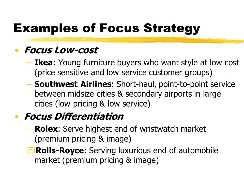 Focus Strategy Example Image Collections Example Cover Letter For