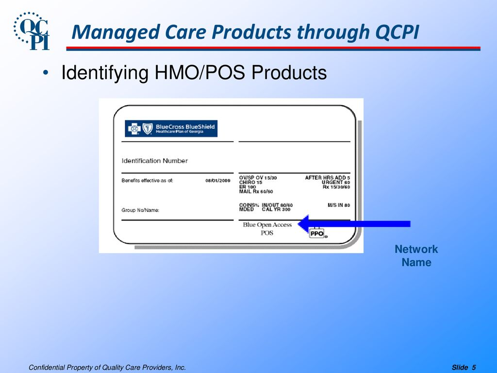 QCPI Orientation 2018 Quality Care Providers, Inc  - ppt download
