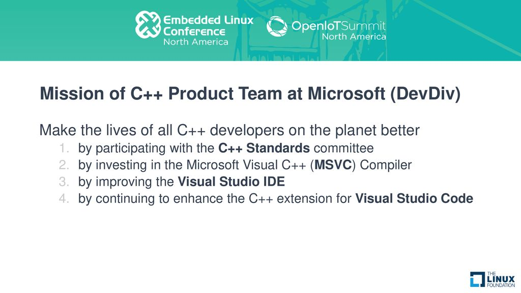 Using Visual Studio and VS Code for Embedded C/C++