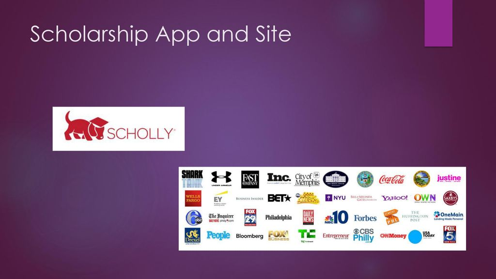 Phone Apps And Websites For High School Seniors Ppt Download