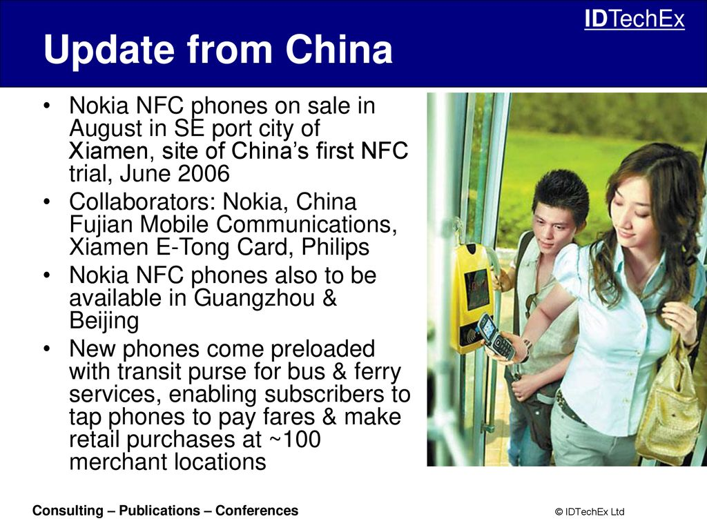 NFC – Near Field Communications - ppt download