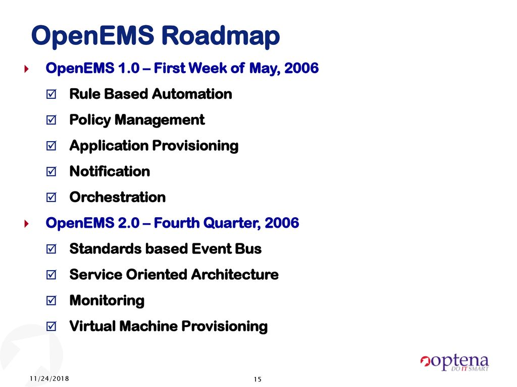 OpenEMS: Automating the Data Center with Condor - ppt download