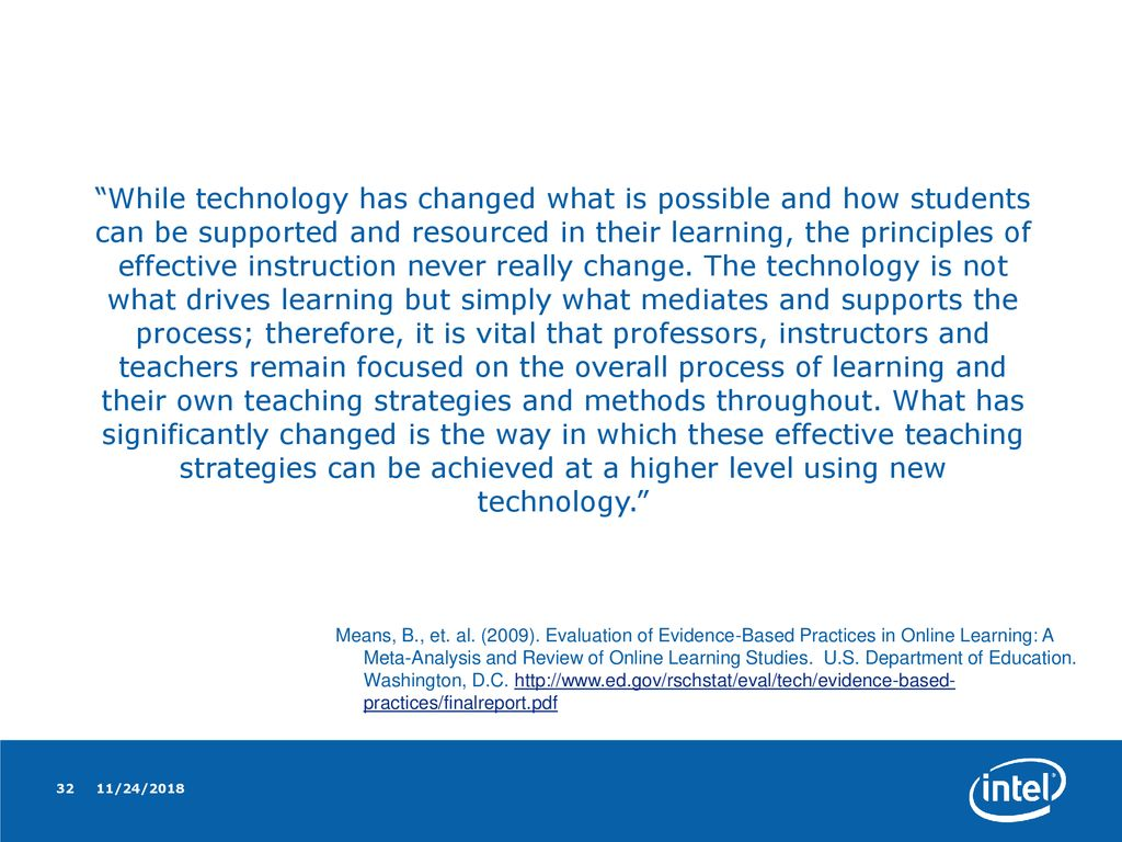 Impact of ICT in the Classroom: Change & Innovation - ppt download
