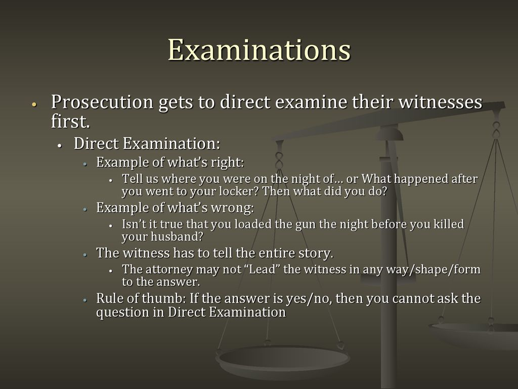 Mock Trial Procedures You And The Law Ppt Download