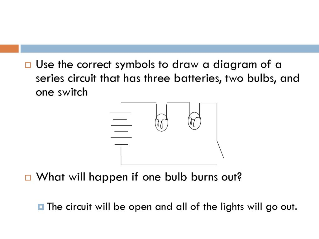 series circuits lesson ppt download