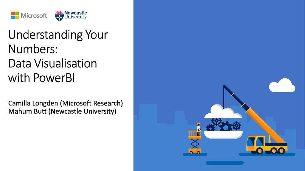 Understanding Your Numbers: Data Visualisation with PowerBI - ppt