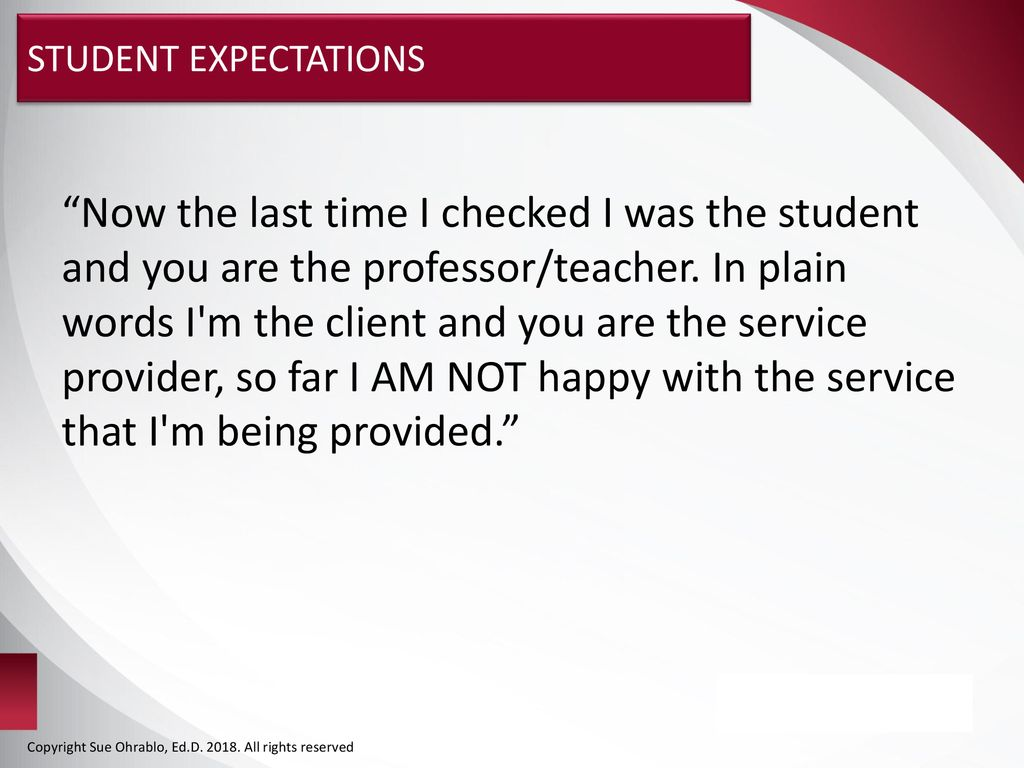 Advising Difficult Students: - ppt download