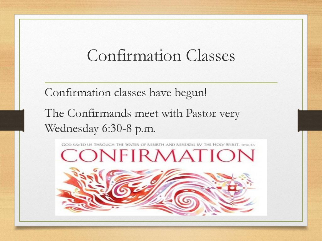 Trinity Lutheran Church - ppt download