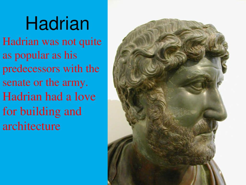 Hadrian Beard