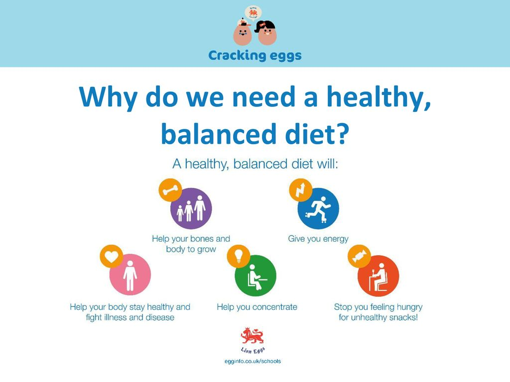 why we use diet