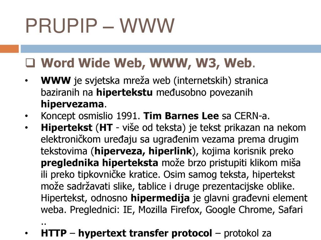internetsko traženje ključnih riječi