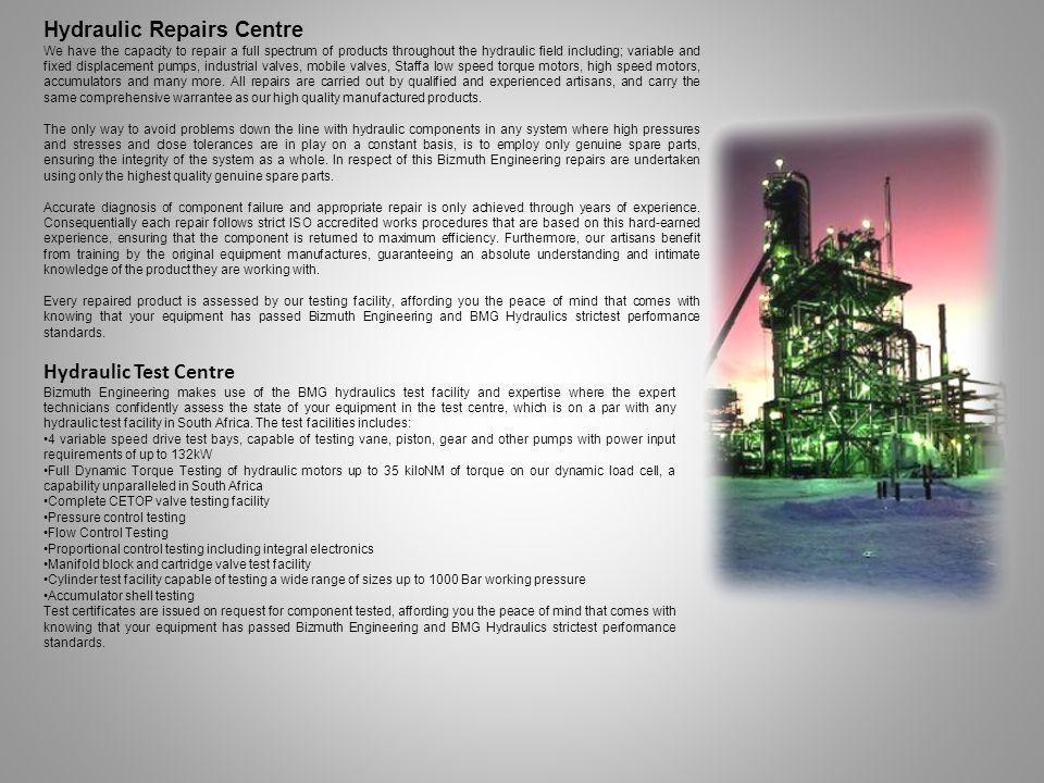 Bizmuth Engineering (PTY) Ltd - ppt download