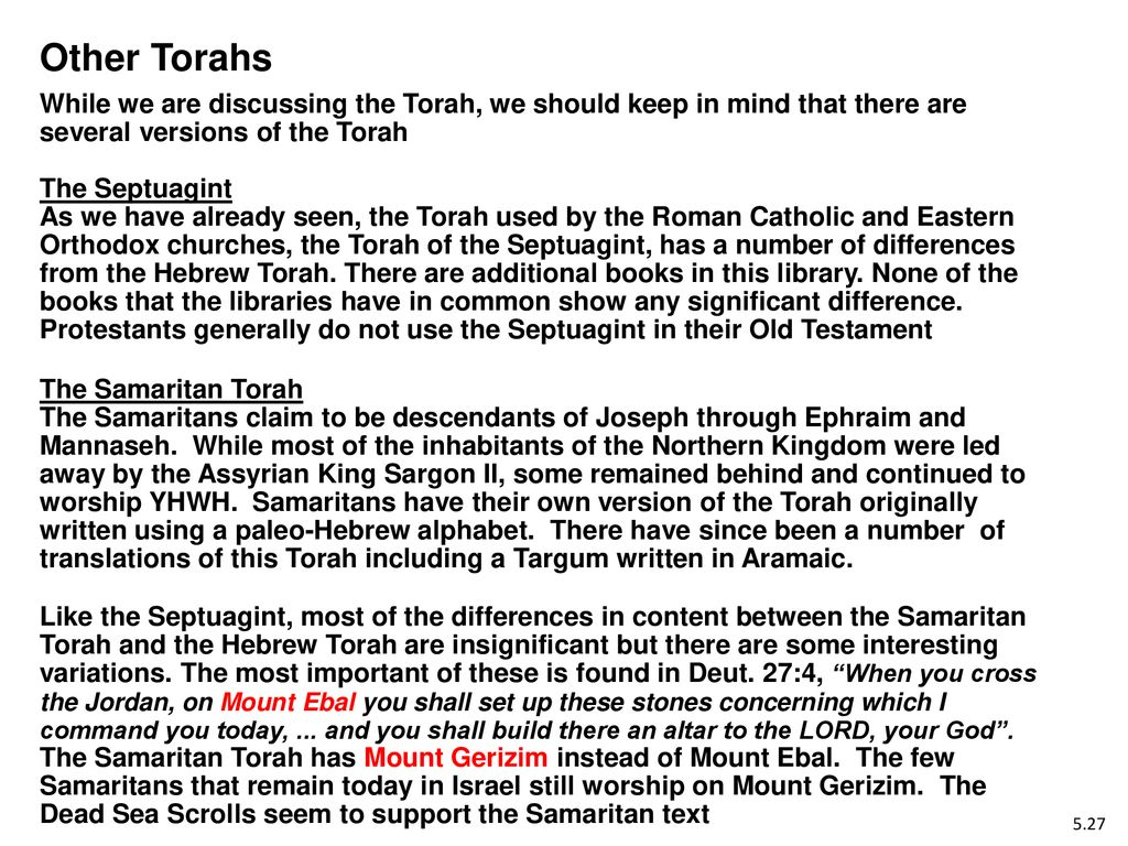 Section Five: The Babylonian Captivity and the Torah - ppt download