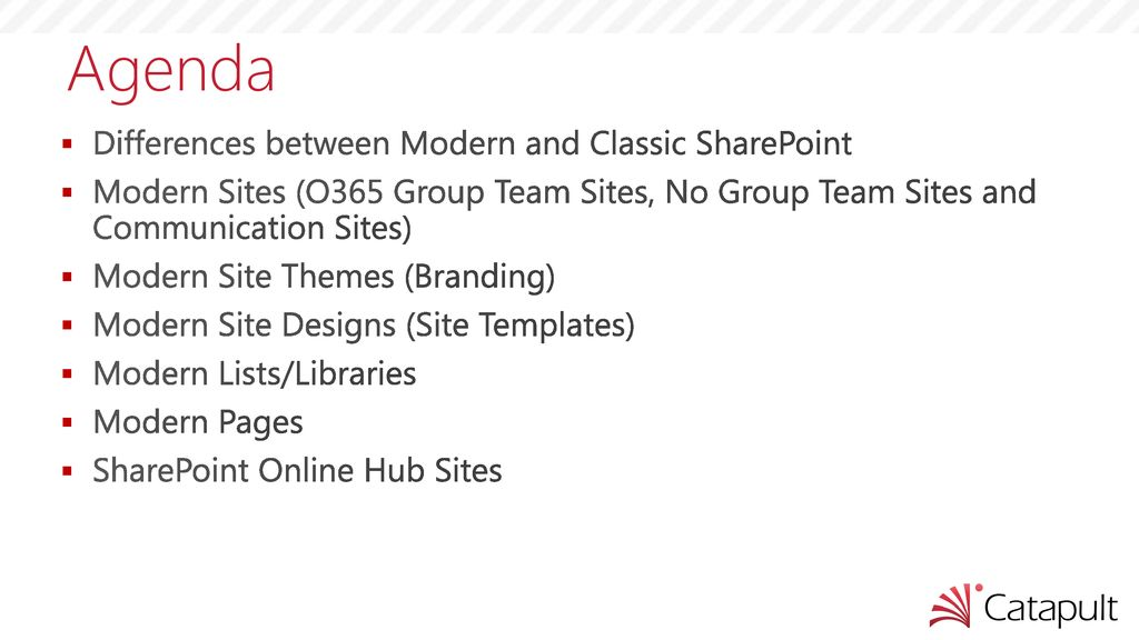 Modern SharePoint Capabilities - ppt download