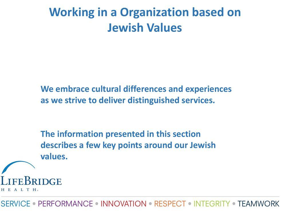 LifeBridge Health Sinai Hospital Orientation  - ppt download